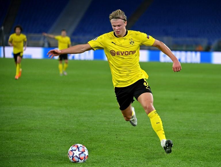 Borussia Dortmund's Erling Braut Haland is gunning for Schalke in Saturday's Ruhr derby