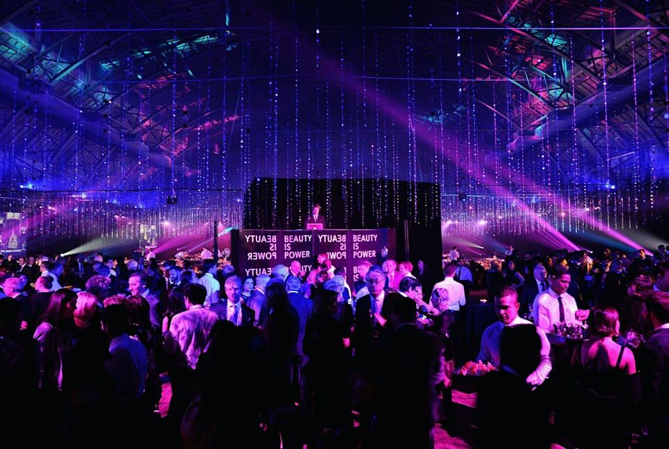 """<span class=""""caption"""">The Jewish Museum's Purim Ball at the Park Avenue Armory in 2015 in New York City.</span> <span class=""""attribution""""><a class=""""link rapid-noclick-resp"""" href=""""https://www.gettyimages.com/detail/news-photo/general-view-of-atmosphere-during-the-jewish-museums-purim-news-photo/464419164?adppopup=true"""" rel=""""nofollow noopener"""" target=""""_blank"""" data-ylk=""""slk:Andrew Toth/Getty Images"""">Andrew Toth/Getty Images</a></span>"""