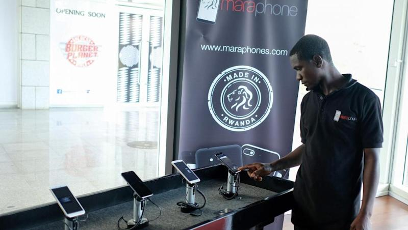 Le Rwanda se lance dans la production de smartphones 100% «Made in Africa»