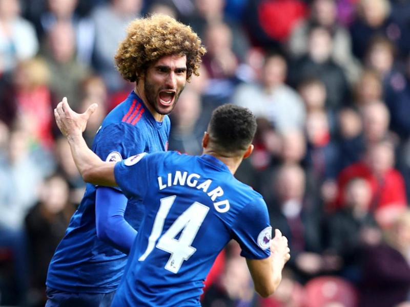 Fellaini knows United must improve their home form (Getty)
