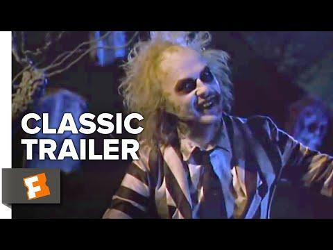 """<p>A film so iconic that striped suits are now dubbed 'Beetlejuice' suits. Also one of the most overused Halloween costumes ever, we're looking at you Bella Hadid and The Weeknd - who went as Beetlejuice and Lydia to Heidi Klum's legendary party back when they were dating.</p><p><a href=""""https://www.youtube.com/watch?v=ickbVzajrk0"""" rel=""""nofollow noopener"""" target=""""_blank"""" data-ylk=""""slk:See the original post on Youtube"""" class=""""link rapid-noclick-resp"""">See the original post on Youtube</a></p>"""