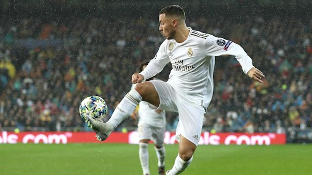 Real Madrid face a nervous wait to find out the damage sustained by Eden Hazard against Paris Saint-Germain.