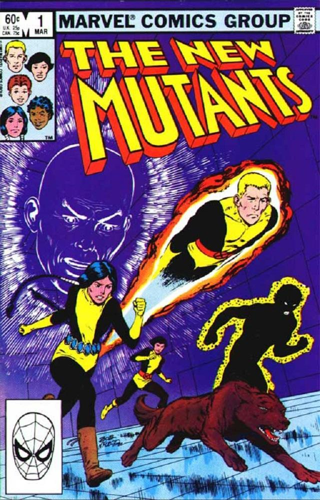 The New Mutants #1 (credit: Marvel Comics)