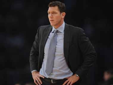 NBA to take no action against Sacramento Kings head coach Luke Walton over sex assault allegations