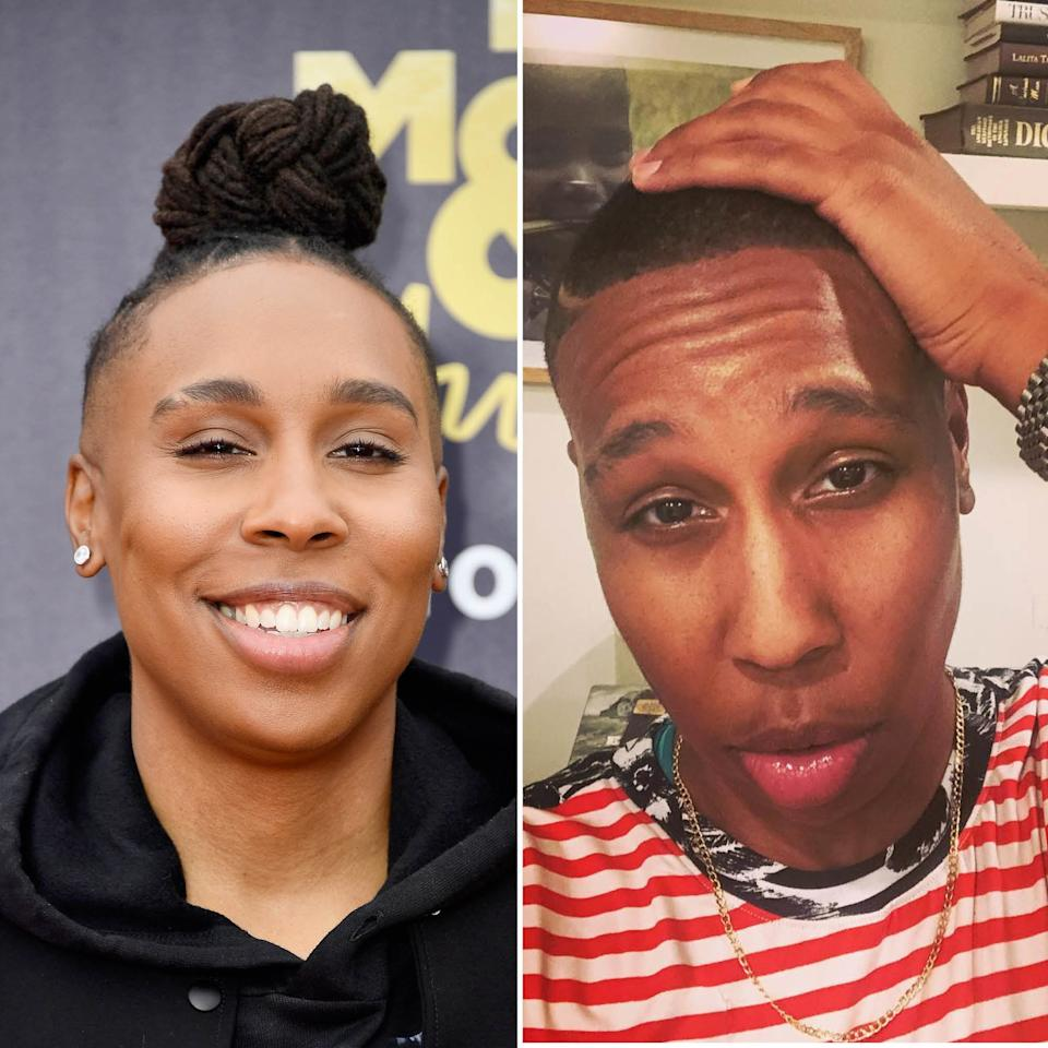 "Lena Waithe is un-loc'd, y'all. The actress took to Instagram this weekend to reveal that she got <a rel=""nofollow"" href=""https://www.instagram.com/barberdolltheslayer/"">@barberdolltheslayer</a> to cut off her long locs in favor of a super-short buzz cut, with a swoop etched in, of course."