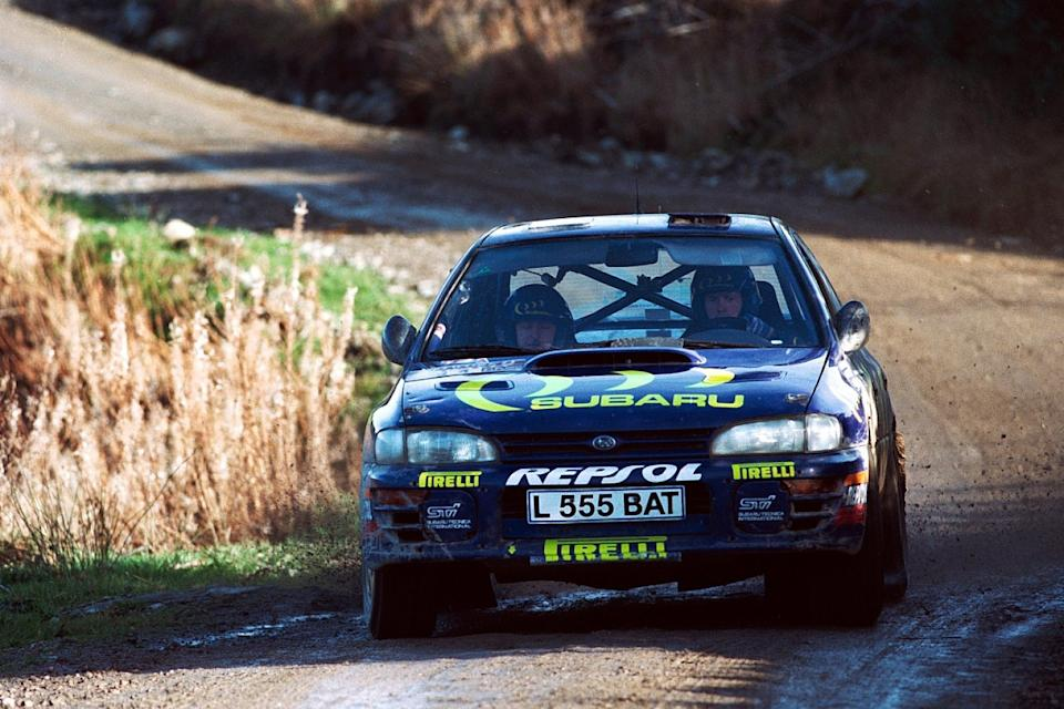 Autosport 70: When McRae ruled the world