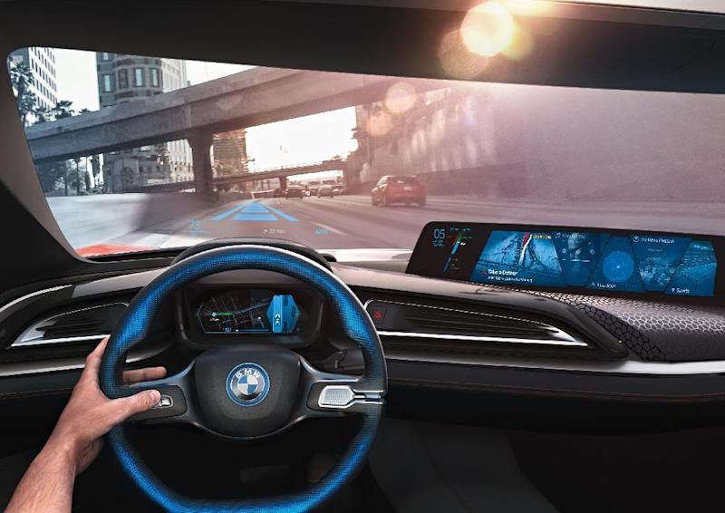 Intel, Mobileye, BMW to aim at self-driving auto deal