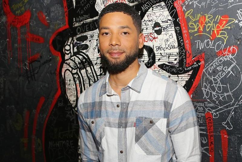 'Empire' star Jussie Smollett releases statement after attack