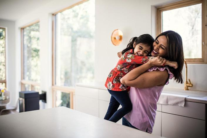 Millennial mothers seem to be stressing on letting their children grow up to be independent individuals while also teaching gender equality to their children. (Representational image)