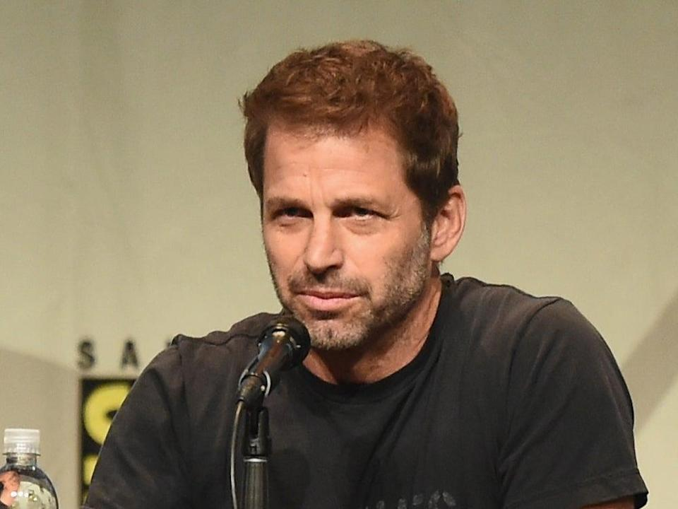 Zack Snyder has never seen the theatrical release of 'Justice League'Getty Images