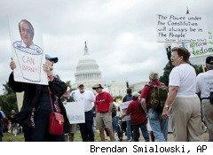 Tea Party Tax Protest