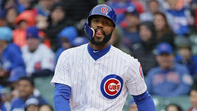 The Chicago Cubs will be getting Jason Heyward back for Saturday's match-up with the Milwaukee Brewers.