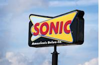 """<p>Need a quick bite to eat? You can head over to Sonic and grab a burger and fries on your way to Grandma's. Just check your local location for their specific hours.</p><p><strong><a href=""""https://www.applebees.com/en/restaurants"""" rel=""""nofollow noopener"""" target=""""_blank"""" data-ylk=""""slk:Find a location"""" class=""""link rapid-noclick-resp"""">Find a location</a>.</strong></p>"""