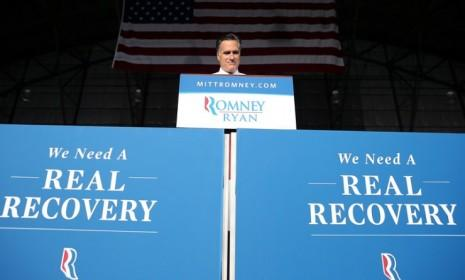 Mitt Romney vows to slash income-tax rates for all Americans, but critics say his math just doesn't add up.