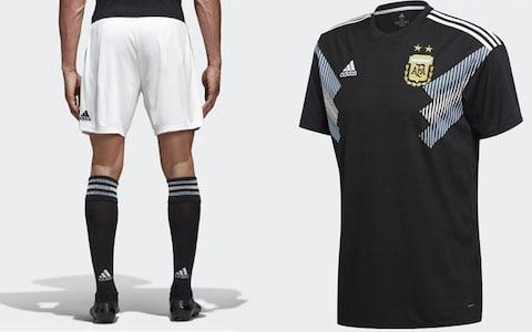 Argentina away kit, 2019 Women's World Cup - Credit: ADIDAS