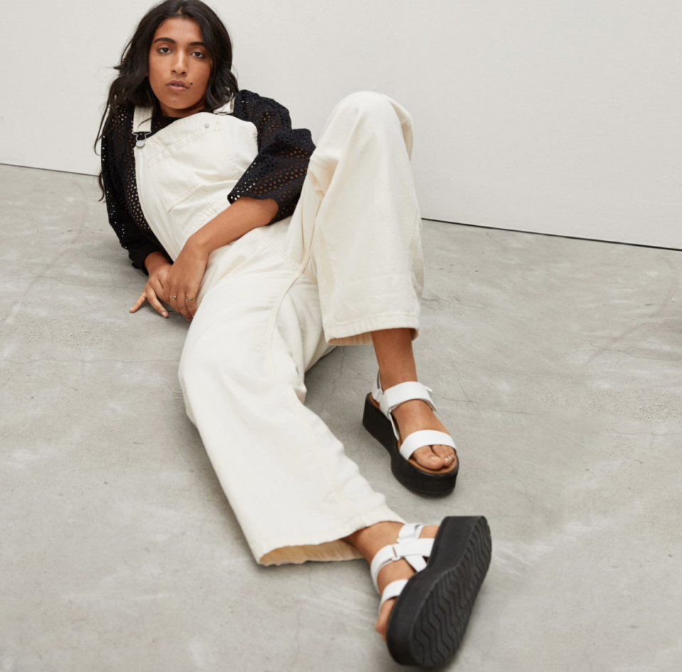 Everlane's first pair of sustainably and ethically made overalls are bound to make everyday dressing easier.