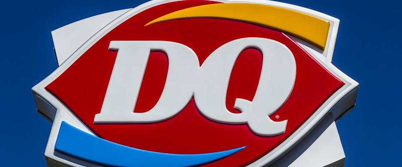 Dairy Queen Retail Fast Food Location. DQ is a Subsidiary of Berkshire Hathaway