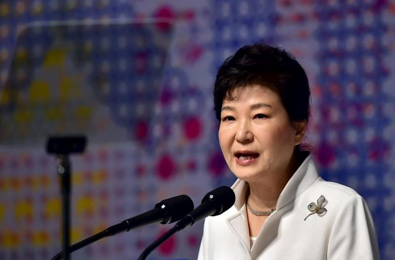 South Korea: Prosecutors say Park 'guilty' of corruption