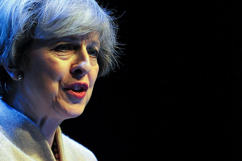 Ms May has said she is confident that negotiations and legislation can be completed in the two-year schedule afforded by the Article 50 process: AFP/Getty