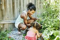 <p>May is the perfect month for Mom to start prepping her garden for summer. Get in on the action and help mom clean up her flower beds, plant seeds, and spruce up bushes. She'll no doubt appreciate you making some vegetable suggestions as well, knowing they'll end up on a dinner plate in the near future.</p>