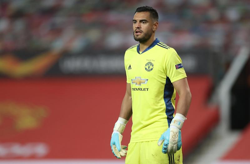 Romero has featured prominently in the Europa League Photo: Reuters