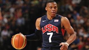 27007e8cf0af Russell Westbrook will not represent Team USA in Rio. (Getty Images)