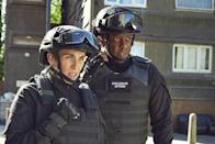"""<p><strong>Release date: TBC late 2021 on ITV</strong></p><p>If Line of Duty reignited your love for all things Vicky McClure, then you're in luck — for she has a brand new crime thriller on the way, with none other than Bodyguard, Bloodlands and LOD creator Jed Mercurio.</p><p>Co-starring Hustle's Adrian Lester, the six-part high-octane thriller, written by Daniel Brierley (Graceland), will focus on the Met Police Bomb Disposal Squad in contemporary London.</p><p>McClure plays Lana Washington, a front-line officer and bomb disposal expert who's pushed to breaking point as she risks her life everyday, as part of the counter terrorism unit known as 'expo.'</p><p>Since the first photos of McClure and Lester filming on set have just been released, work is clearly well underway for the series, meaning hopefully we might be able to catch this on screens before the end of the year. Until then we'll just have to contend with re-watching LOD or <a href=""""https://www.redonline.co.uk/reviews/what-to-watch-tonight/g36325450/best-crime-dramas/"""" rel=""""nofollow noopener"""" target=""""_blank"""" data-ylk=""""slk:these other crime dramas"""" class=""""link rapid-noclick-resp"""">these other crime dramas</a>...<br></p>"""