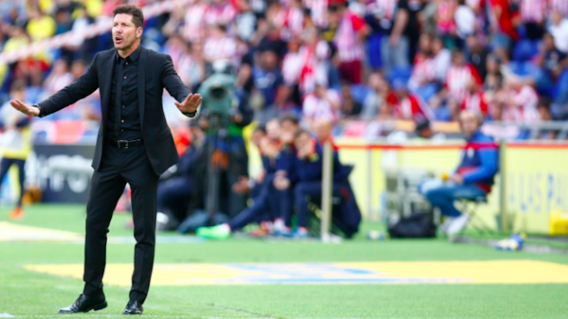 I don't get tired of praising these players - Simeone revels in Atletico Madrid's rampant form