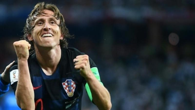 Deschamps warns France to be on guard for brilliance of Croatia's Modric