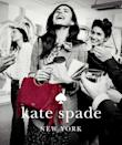 <p><strong>Model:</strong> Margaret Qualley<br><strong>Photographer:</strong> Inez and Vinoodh<br>(Photo: Courtesy of Kate Spade) </p>