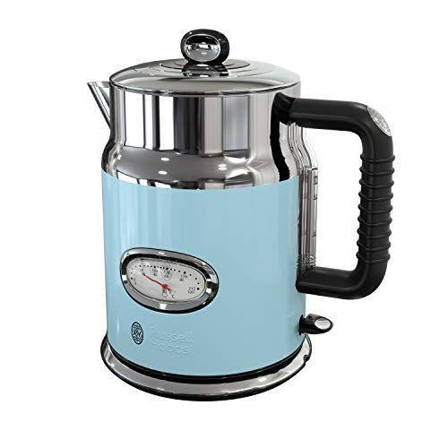 """<p><strong>Russell Hobbs</strong></p><p>amazon.com</p><p><strong>$59.99</strong></p><p><a href=""""https://www.amazon.com/dp/B07FKX248R?tag=syn-yahoo-20&ascsubtag=%5Bartid%7C1782.g.4480%5Bsrc%7Cyahoo-us"""" rel=""""nofollow noopener"""" target=""""_blank"""" data-ylk=""""slk:BUY NOW"""" class=""""link rapid-noclick-resp"""">BUY NOW </a></p><p>This classic U.K. brand is finally available stateside—and this adorable retro tea kettle will look great on any kitchen counter.</p>"""