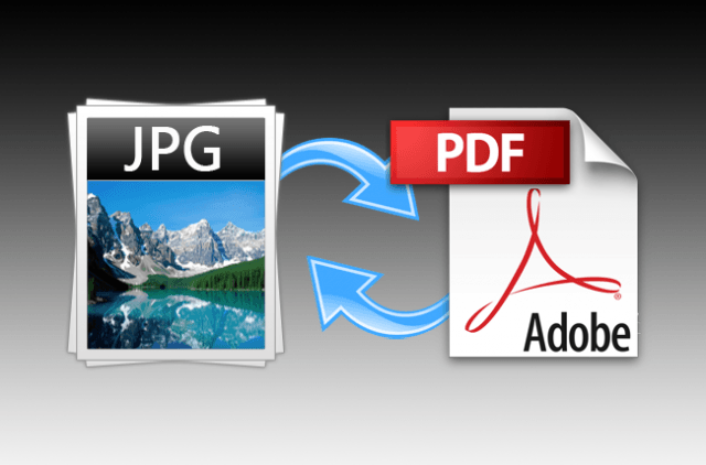 is there a way to convert a pdf to jpg