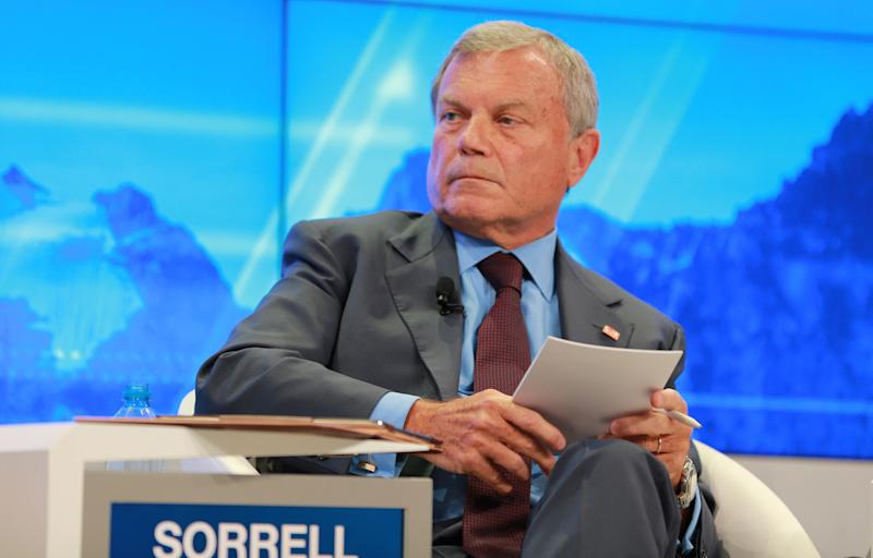 WPP board investigating CEO Martin Sorrell over personal misconduct allegation