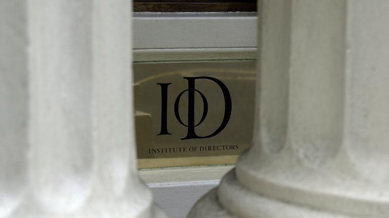 Institute of Directors chairwoman resigns over time demands of role