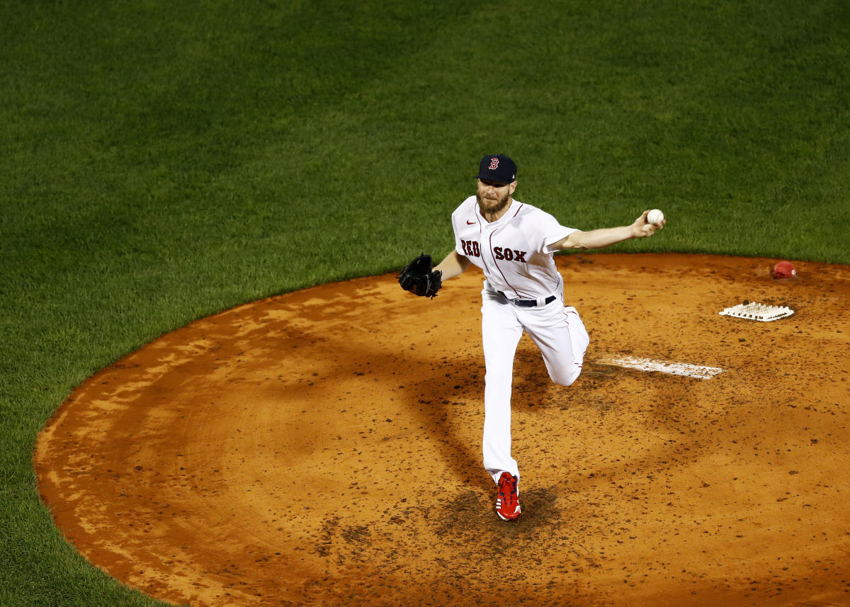 Chris Sale tied Sandy Koufax's record for most immaculate innings