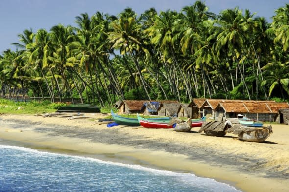 British gran drowns on 'dream holiday' in Goa