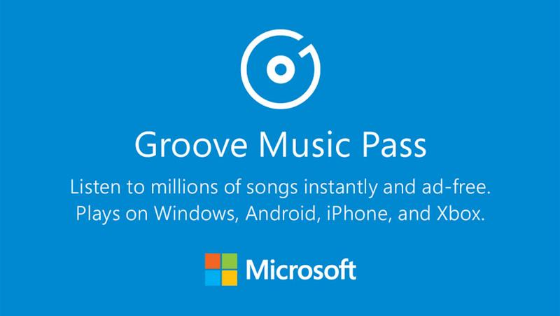 Microsoft enterre Groove Music et migre sur Spotify — Streaming