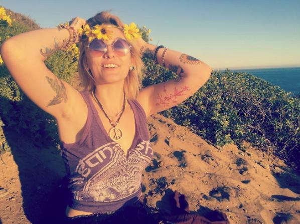 """<p>Paris Jackson posted this earthy snap from Zuma Beach to <a href=""""https://www.instagram.com/p/BRcy6-IBTiC/?taken-by=parisjackson"""" rel=""""nofollow noopener"""" target=""""_blank"""" data-ylk=""""slk:Instagram"""" class=""""link rapid-noclick-resp"""">Instagram</a> in mid-March, but all people could comment on was her armpit hair. In an <a href=""""https://ca.style.yahoo.com/seriously-why-people-giving-paris-163000203.html"""" data-ylk=""""slk:Intagram story video;outcm:mb_qualified_link;_E:mb_qualified_link;ct:story;"""" class=""""link rapid-noclick-resp yahoo-link"""">Intagram story video</a>, Paris admitted she didn't think people were """"going to get so upset"""" over her armpit hair. """"I didn't realize that was such an issue. It is so funny. People are really mad,"""" she said. """"I love hair, and sweat, and BO. I f***ing love it, I think it's great. Some people think that it's like super disgusting, especially on girls, but every human body does it. It's natural."""" <em>(Photo: Instagram)</em> </p>"""