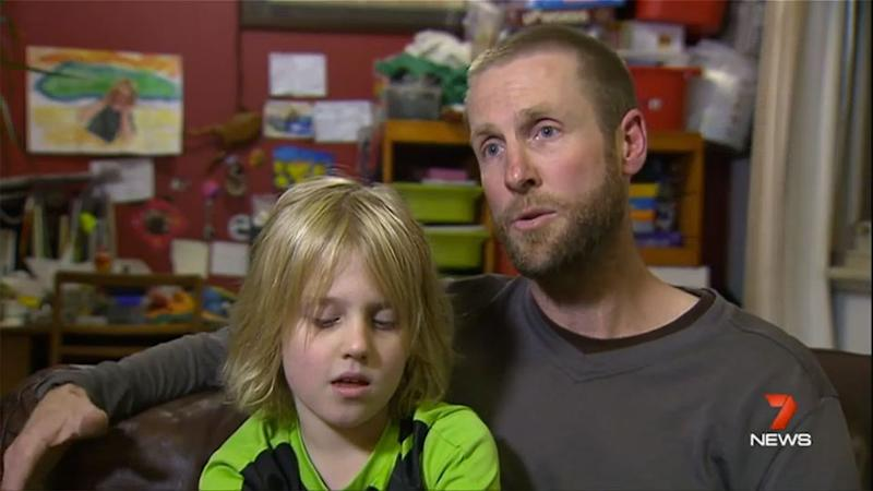 Zari's angry parents say metro has done nothing to stop it happening again. Photo: 7 News