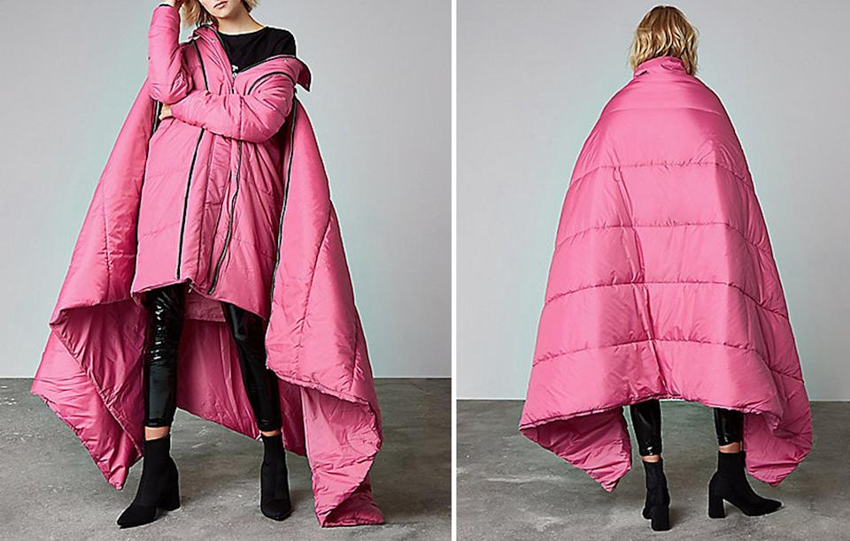Ashish has teamed up with River Island for a collection aimed at the laziness in us [Photo: River Island]
