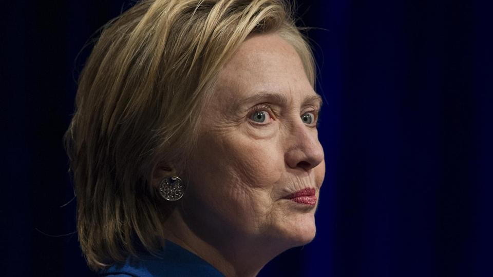 Hillary Clinton has spoken publicly for the first time about the pain of losing the US election.
