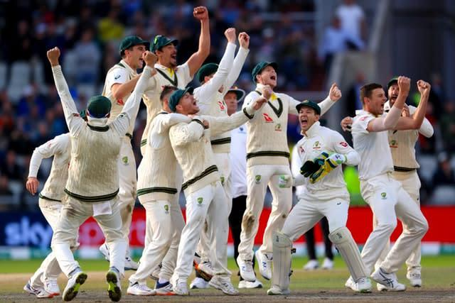 Australia are bidding to seal a first series win in England since 2001 (Mike Egerton/PA)