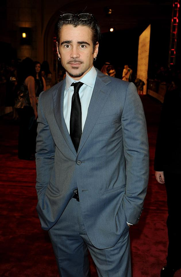 """Colin Farrell turns 35 Andrew H. Walker/<a href=""""http://www.gettyimages.com/"""" target=""""new"""">GettyImages.com</a> - December 15, 2010"""