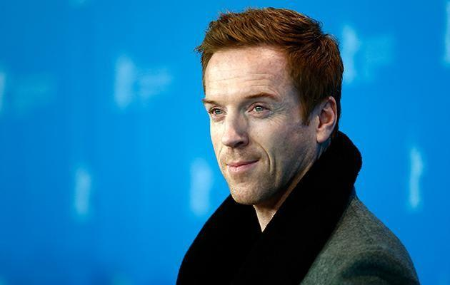 Damian Lewis came in third place. Photo: Getty Images