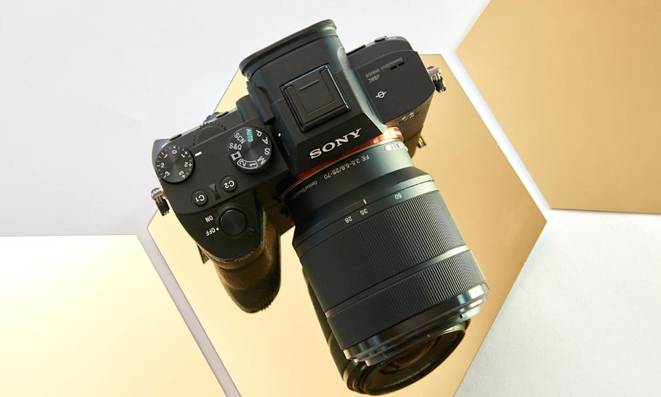 Holiday Gift Guide: Sony A7 III