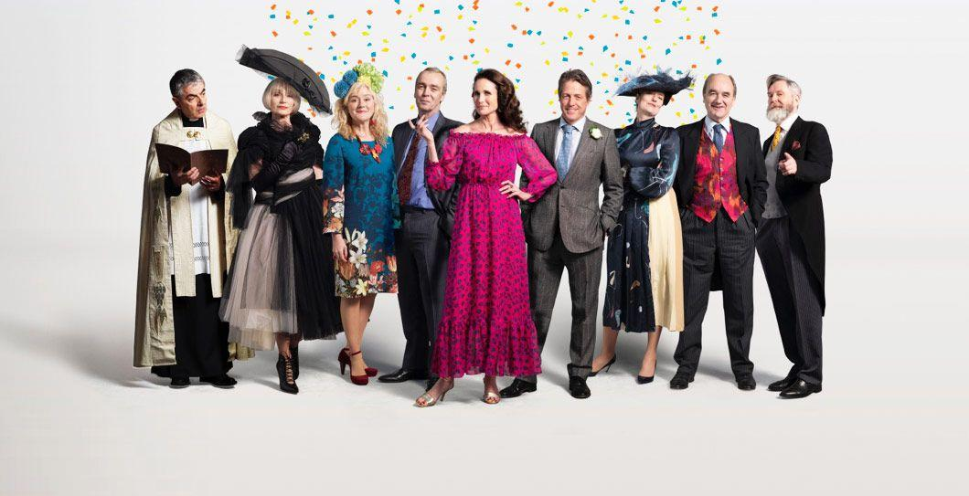 Four Weddings And A Funeral Gallery: Four Weddings And A Funeral Cast Reunite For Red Nose Day