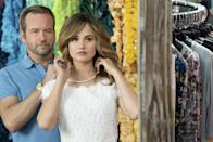 """<p>This super controversial comedy series tells the story of formerly overweight teen Patty (played by Debby Ryan) and her disgraced civil lawyer turned beauty pageant coach (played by Dallas Roberts) as they battle their inner demons and try to escape their past (which now requires covering up a murder). </p> <p><a href=""""https://www.netflix.com/title/80179905"""" class=""""link rapid-noclick-resp"""" rel=""""nofollow noopener"""" target=""""_blank"""" data-ylk=""""slk:Watch Insatiable on Netflix now."""">Watch <strong>Insatiable</strong> on Netflix now.</a></p>"""