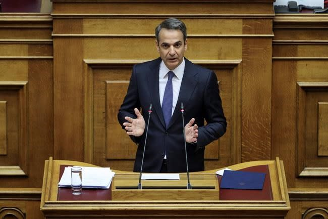 After bailouts, Greece wants easier budget targets