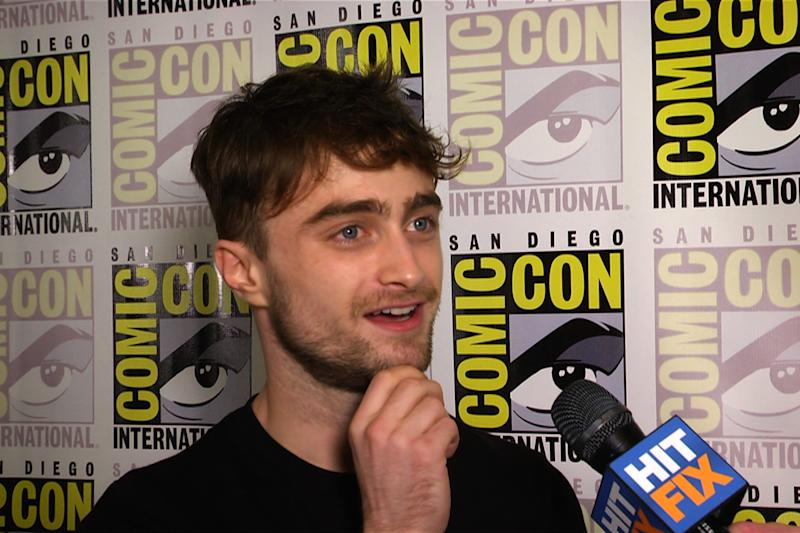 Daniel Radcliffe took photos at Comic Con as Spider-Man and nobody knew it was him