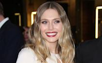 Elizabeth Olsen's Scarlet Witch plays a crucial part in the new film. Credit: PA